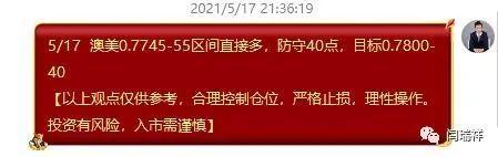 闫瑞祥:黄金强势突破关键阻力,欧美短线继续多
