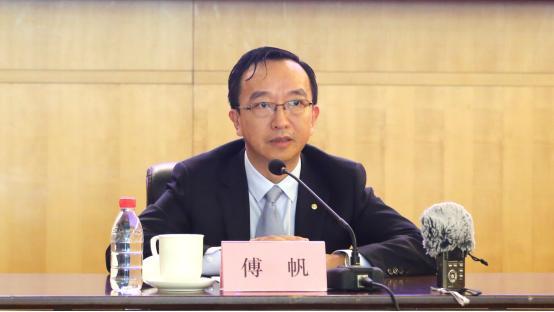 中国太保集团总裁 傅帆
