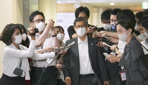 日媒:日本疾控专家向政府提出 东京奥运会以无观众空场举办为好