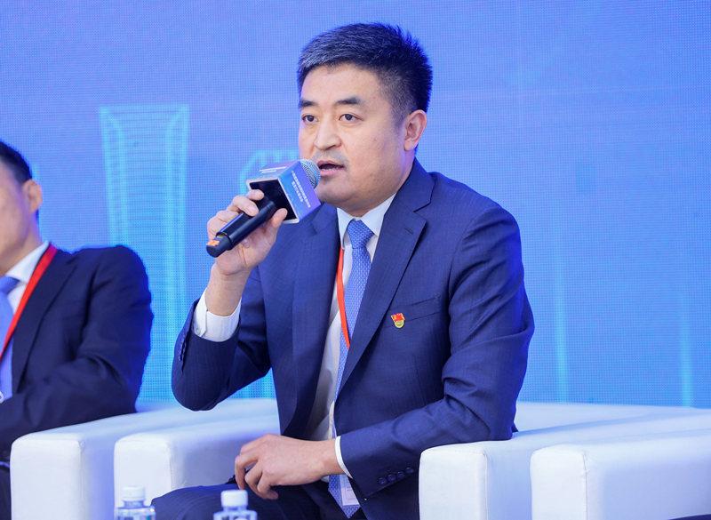 中国邮政储蓄银行副行长、北京分行行长杜春野