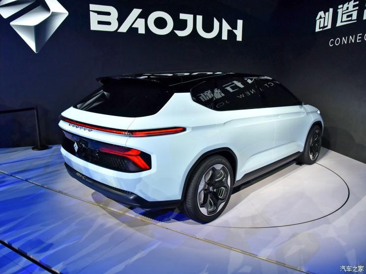 遵循概念车造型特色 宝骏全新SUV曝光