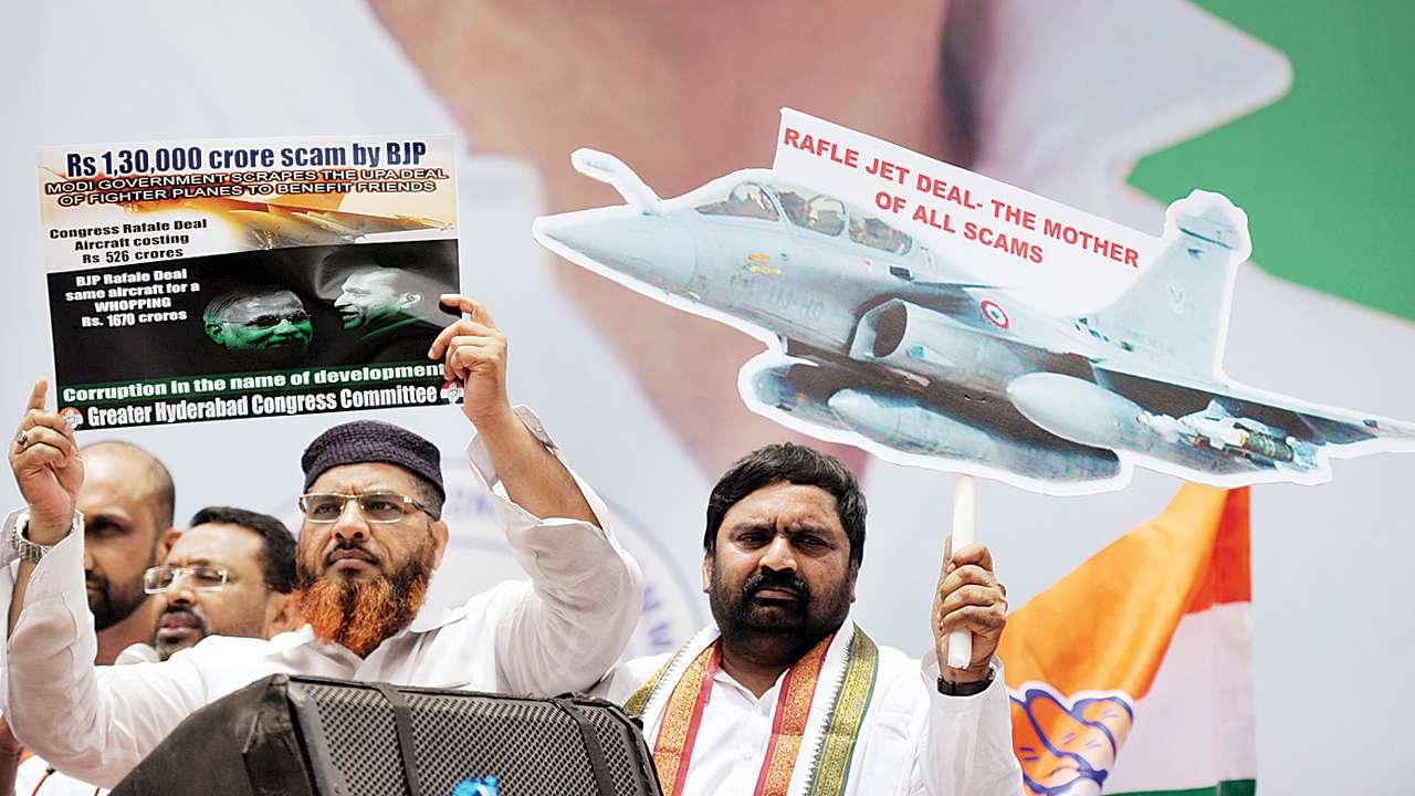 """法国正式调查印度购买""""阵风""""战机交易,印媒:涉嫌腐败和厚颜无耻偏袒"""