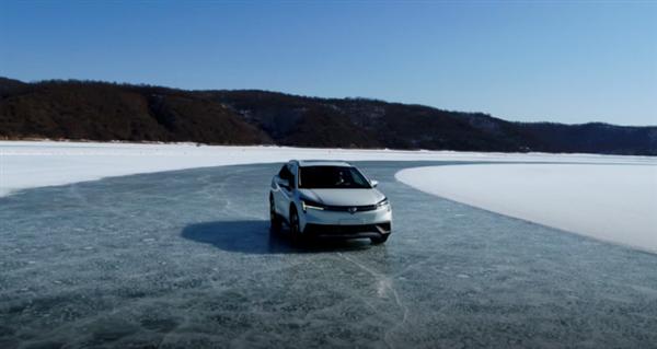 全球首款1000km续航车型量产在即!广汽AION LX完成夏季测试