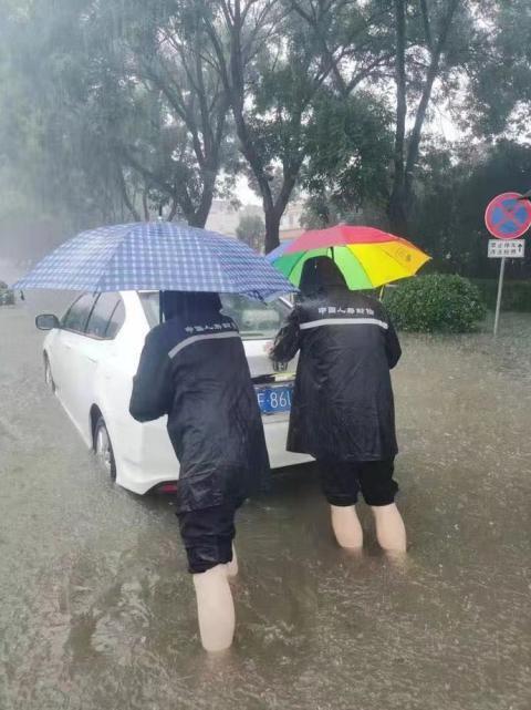 车险报案超18000起 中国人寿全力做好河南救灾和保险理赔