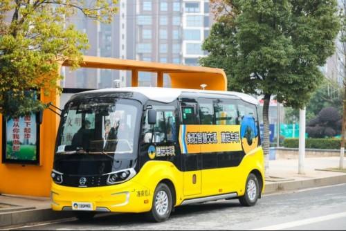 以城市为单位,蘑菇车联走出自动驾驶商业化新路