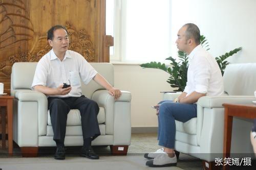 独家专访首旅集团董事长宋宇