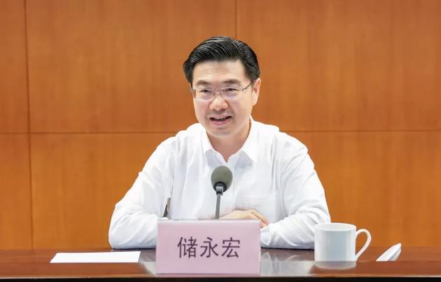 储永宏任江苏省副省长
