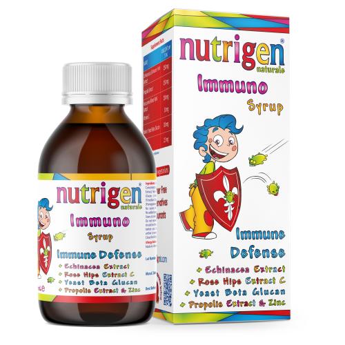"""英国儿童营养品牌nutrigen进入中国市场,助力宝宝""""营""""在起跑线"""