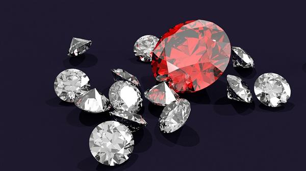 恐怖!科学家称部分稀有钻石是由尸体形成的