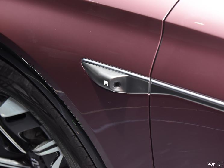 2021成都车展:R汽车ES33准量产版发布