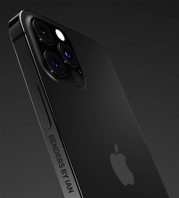 疑似iPhone 13 Pro上手图曝光!哑光黑配色回归:纯粹、深邃