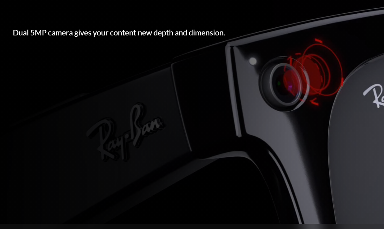 "Facebook推首款智能眼镜 朝实现""真AR""可穿戴设备迈出第一步"