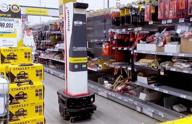 零售机器人公司获690万美元种子轮融资,每天可检查数十万单品