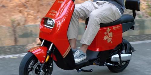 电动车续航跃级!台铃超能主题发布新品致敬中国纪录