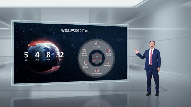 2030年的世界什么样?华为发布系列报告预测未来十年趋势