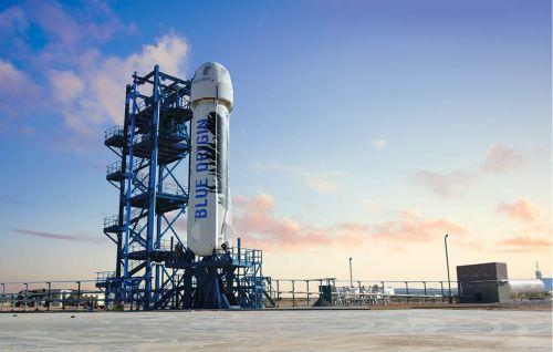 90岁演员将搭乘蓝色起源火箭前往太空 刷新最年长宇航员纪录