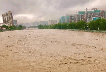 山西水灾受灾范围比河南更大,后续救援和灾后恢复面临挑战-幽兰花香