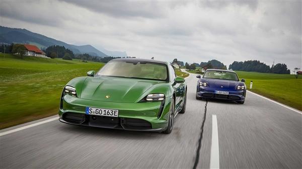 国人最爱的超豪华汽车品牌!传保时捷正研究IPO事宜
