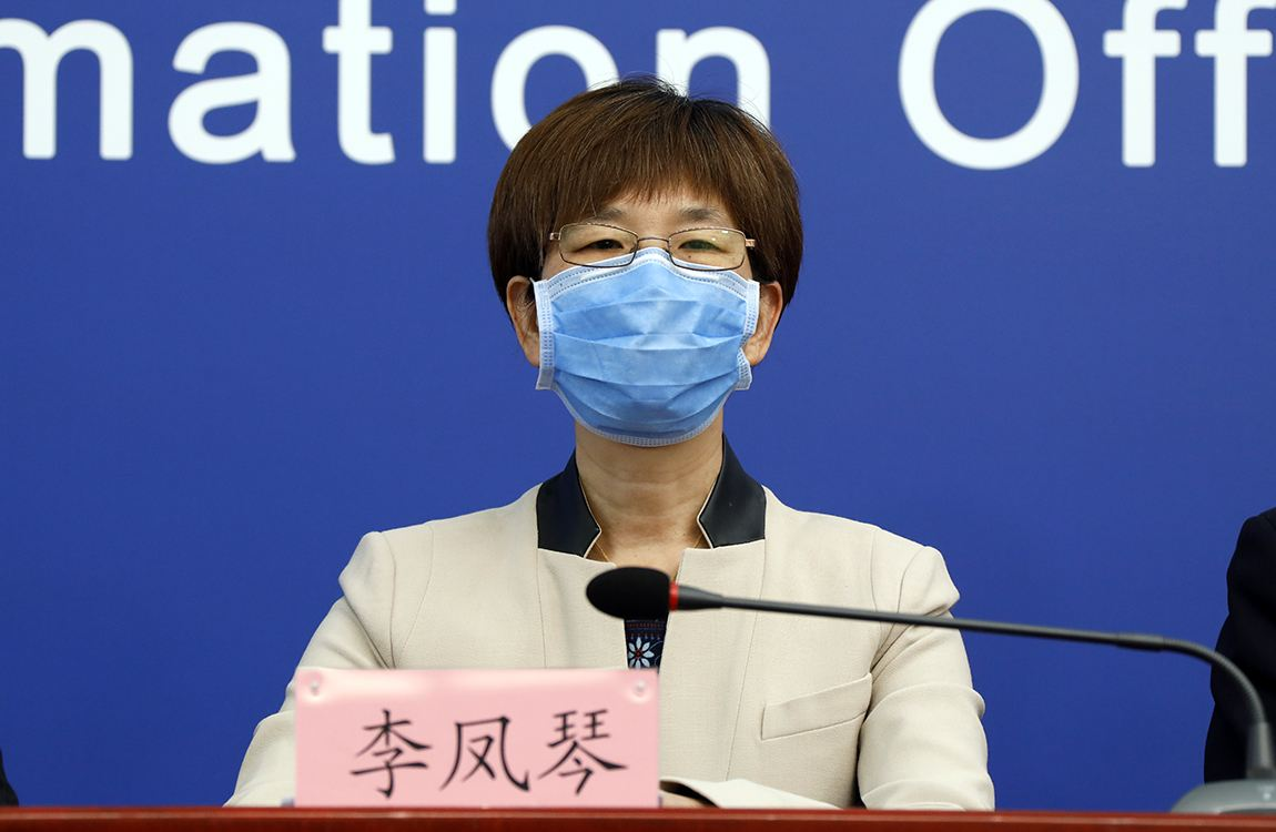 国家食品安全风险评估中心微生物实验室主任李凤琴